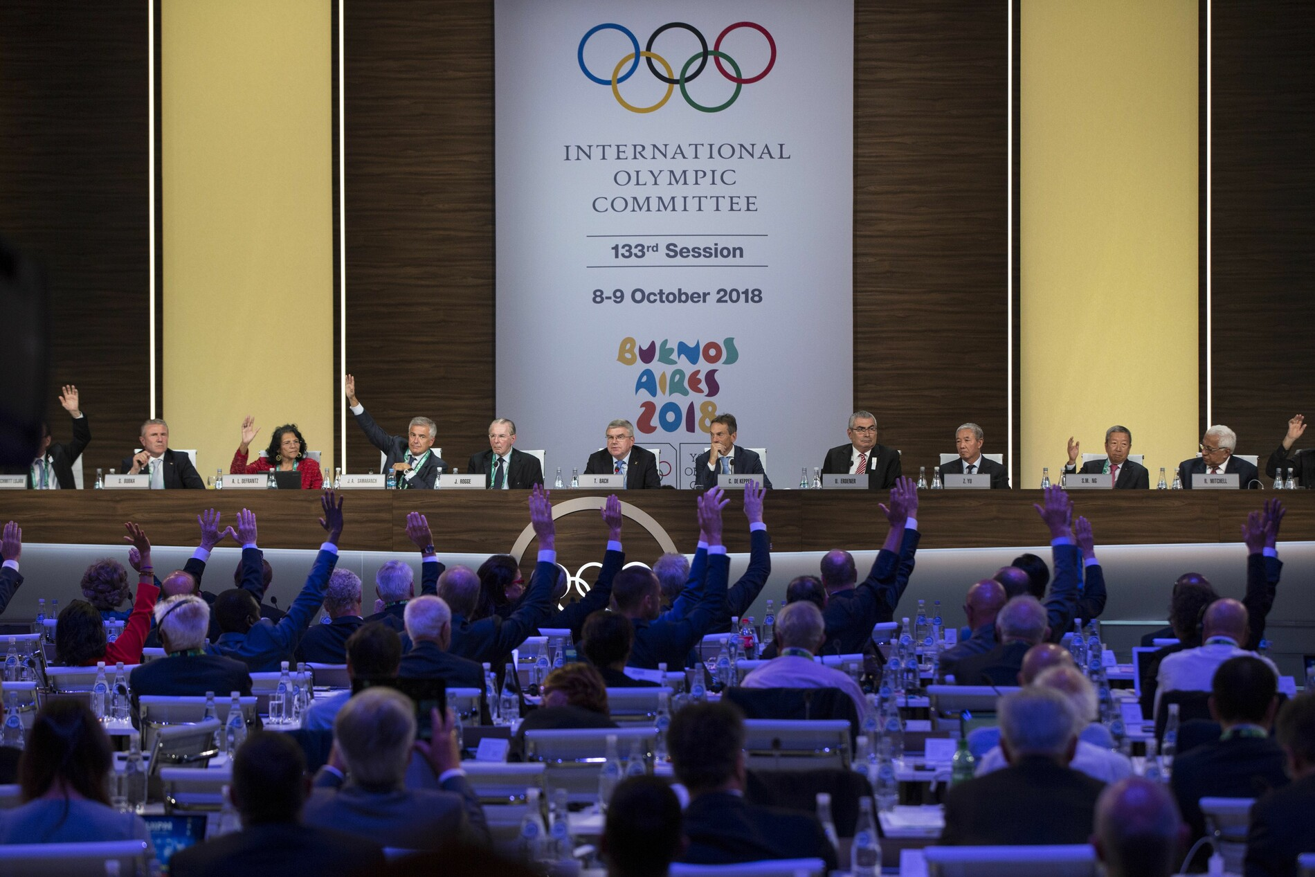 IOC Session