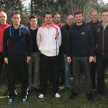"""Die Teilnehmer des ersten """"DBV-Wissenschaftstages"""" möchten den Badmintonsport in Deutschland auf ein höheres Leistungsniveau bringen. Foto:DBV"""