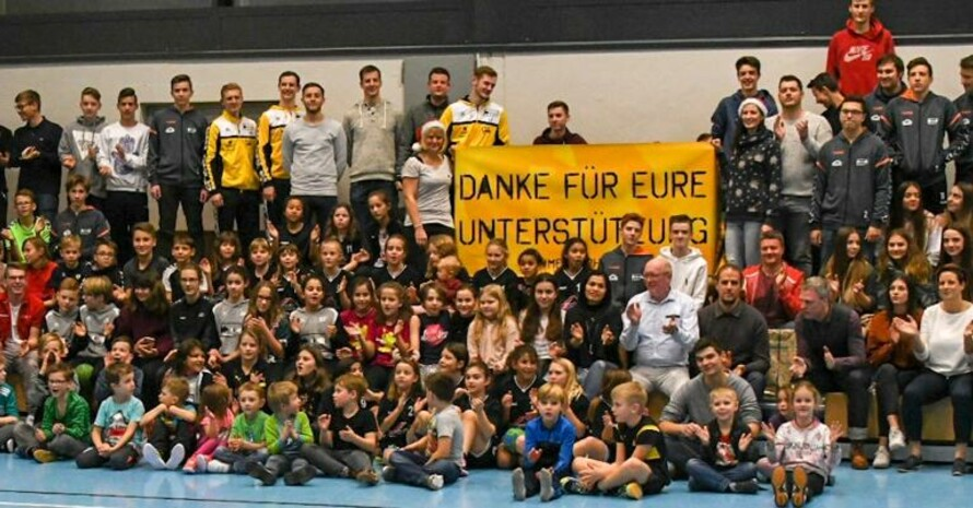 Pantherfamilie - Strong together