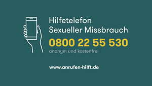 Anrufen Hilft!: Nummer des Hilfetelefons Copyright: Screenshot www.anrufen-hilft.de