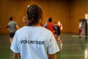 Special Olympics sucht 22.000 Volunteers für die World Games 2023 in Berlin. Foto: SOWG/Denny Herzog