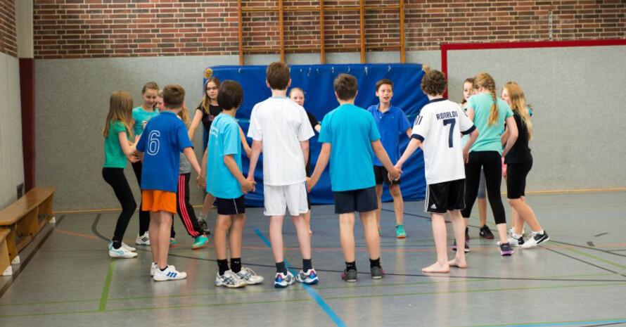 Steht die Sportlehrerausbildung an Schulen auf der Kippe? Foto: picture-alliance