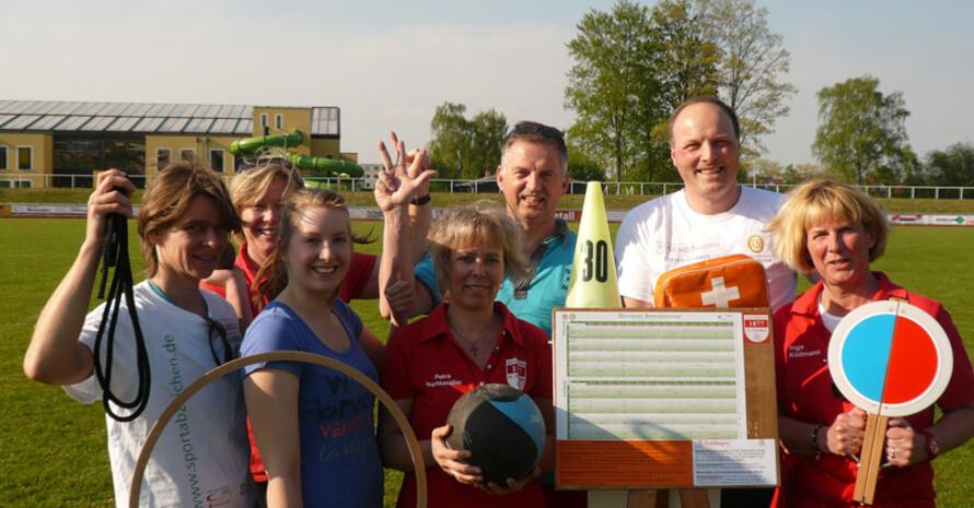 Die BKK24 belohnt in Zusammenarbeit mit dem Landesssportbund bis zu 100 Vereine aus Niedersachsen für ihre Sportangebote im Bereich Gesundheit. Foto: BKK24