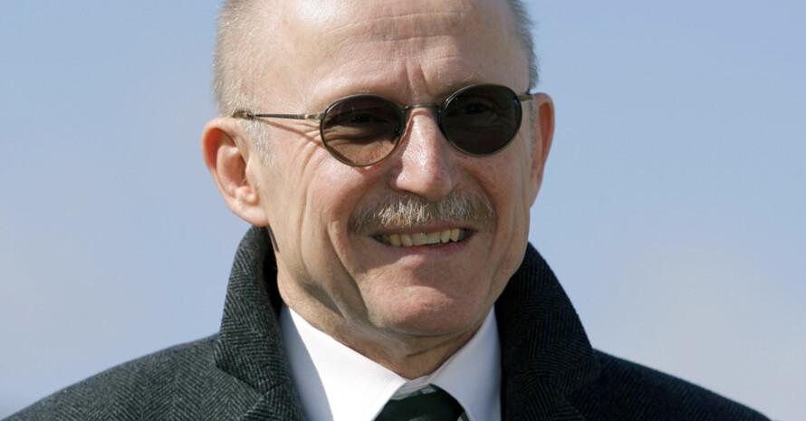 UN-Sonderberater Willi Lemke. Copyright: picture-alliance