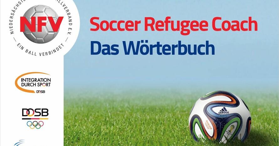 Mehrsprachiges Fußball-Wörterbuch