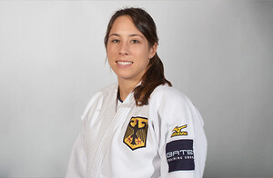 Judoka Katharina Menz, Foto: privat