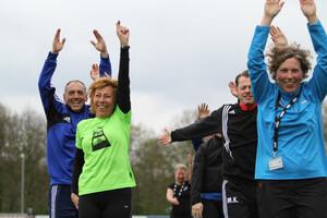 Freude am Sport kann bei Bewältigung von Krisen helfen. Foto: LSB NRW/Andrea Bowinkelmann