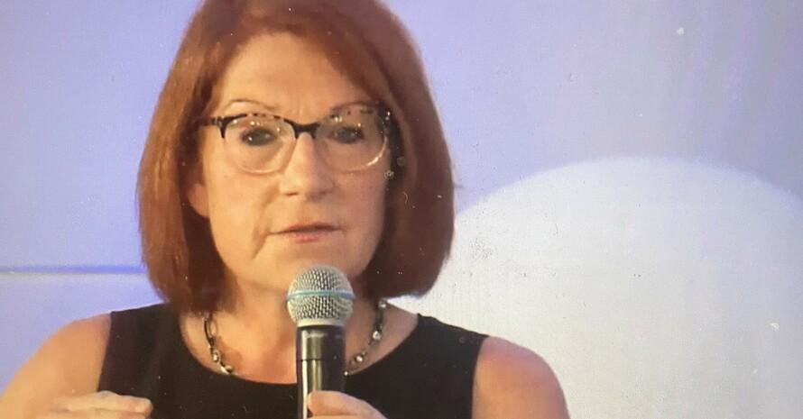 Claudia Altwasser, Kandidatin um den Vorsitz den Deutschen Frauenrates, Foto: privat
