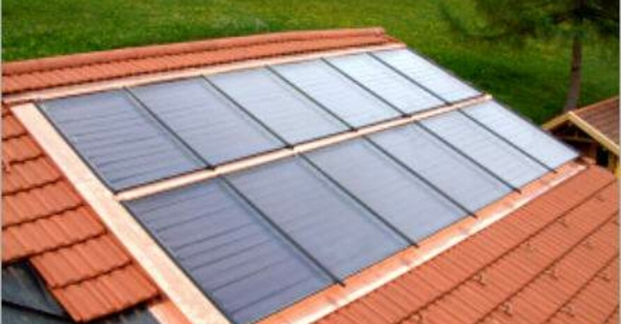 Eine Solaranlage kann das energetische Einsparpotenzial erheblich verbessern