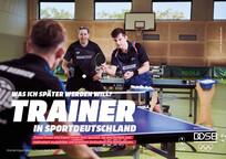 Trainer*in werden – Tischtennis