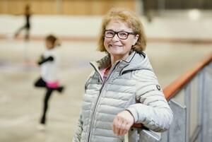 Olympiasiegerin Anett Pötzsch feiert am 3. Sept. 2020 ihren 60. Geburtstag. Foto: piture-alliance