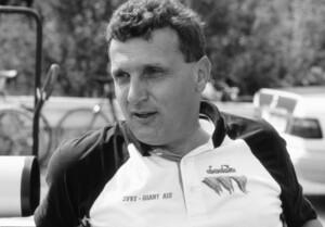 Heiko Salzwedel ist am 29.2021 im Alter von 64 Jahren verstorben. Foto: BDR