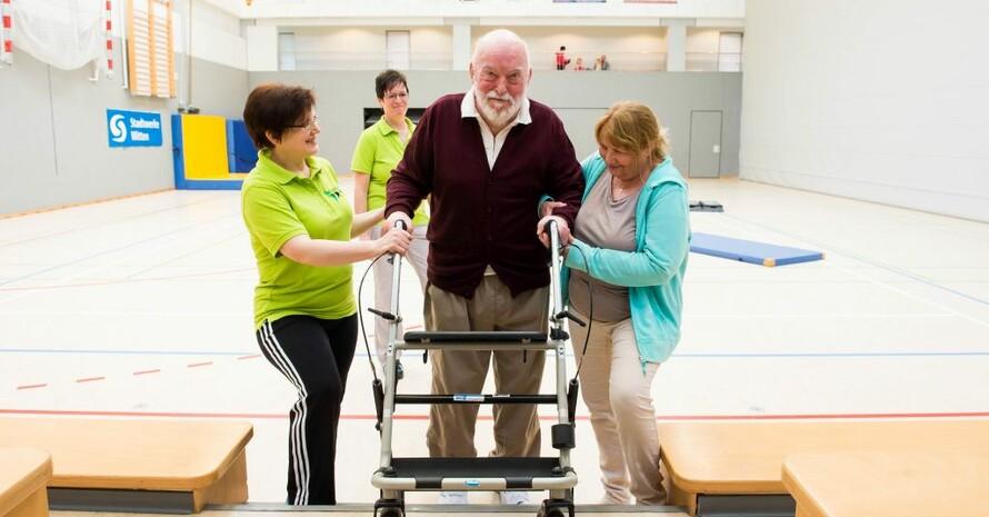 Im Sport steht lebenslanges Lernen im Fokus. Foto: LSB NRW