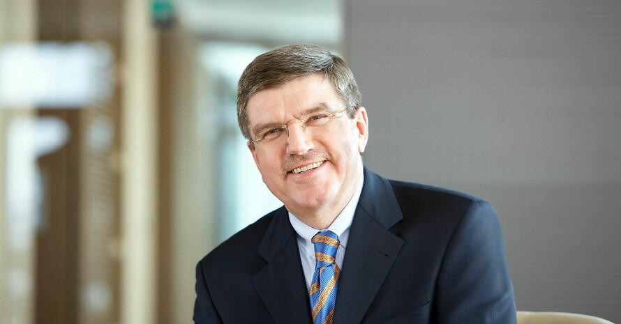 DOSB-Präsident Thomas Bach bekräftigt seine Forderungen nach Überprüfung der gesetzlichen Rahmenbedingungen. Foto: DOSB