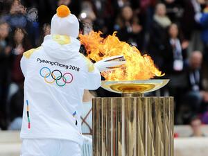 Ab dem 9. Februar steht der Sport in PyeongChang im Vordergrund. Foto: picture-alliance