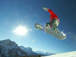 """""""Fly sein"""" auch beim Sport. Foto: picture-alliance"""