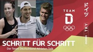 """Am 29. April starte der """"Team Deutschland Athletentalk"""". Foto: Team D"""