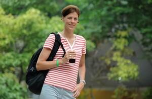 Claudia Bokel hat sich schon im Vorfeld der Olympischen Spiele für die Athleten stark gemacht und ist am 21.8. 2008 in die IOC-Athletenkommission gewählt worden.