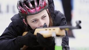 Interkulturelles Biathlon on Ice und Schlittschuhfestival