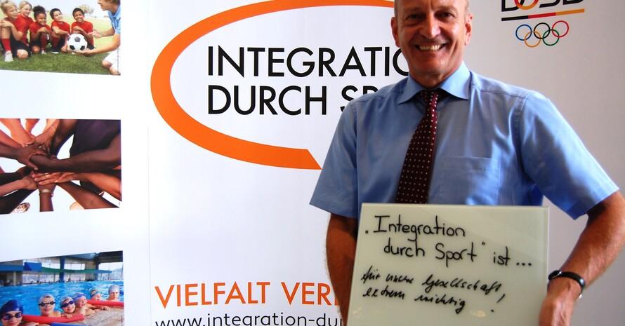 """... für unsere Gesellschaft extrem wichtig"""" (Martin Schwarzweller, Geschäftsführer Sportbund Pfalz)"""