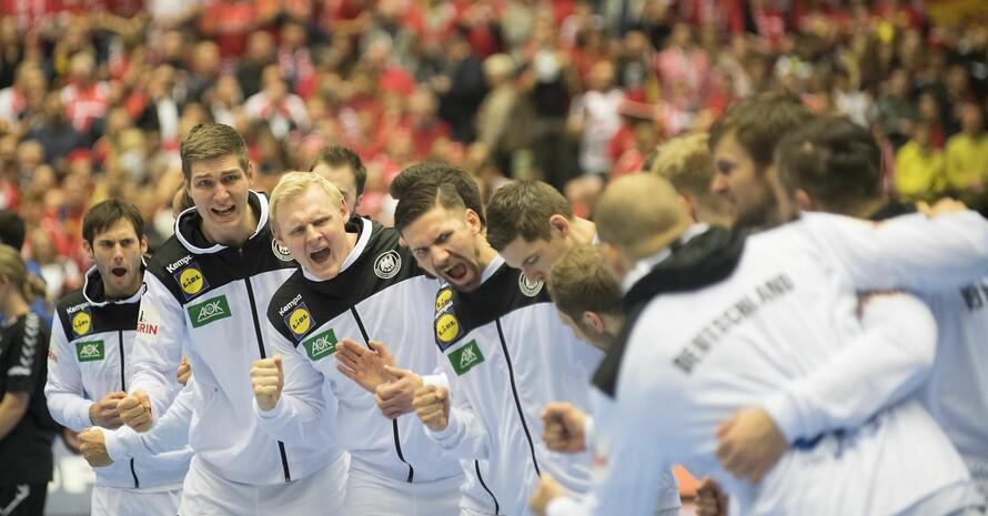 Die Handballspieler zogen nicht nur durch ihre guten Leistungen Millionen von Menschen in ihren Bann, sondern vor allem als sympathische, bodenständige Athleten. Foto: picture-alliance