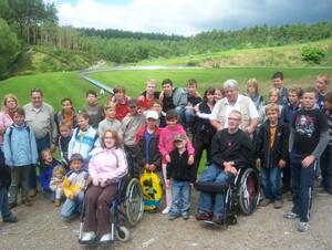 Das Integrationsprojekt in Rostock verbindet Kinder und Jugendliche verschiedener Kulturen mit und ohne Behinderung über gemeinsame Freizeitaktivitäten in den Bereichen Kultur, Medien und Sport. Foto: www.mission-olympic.de