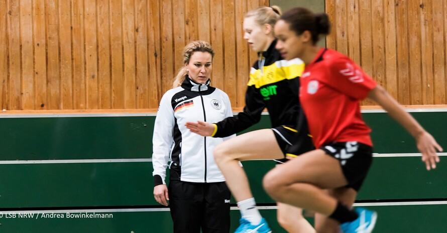 Trainer*innen sollen mit dem Projekt in den Mittelpunkt gerückt werden. Foto: LSB NRW/Andrea Bowinkelmann