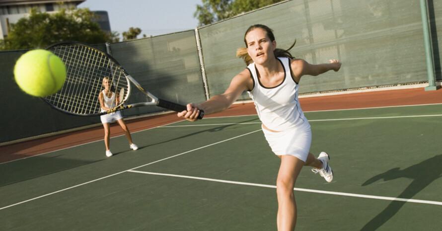 """Bei """"Motion on Court"""" liegt der Schwerpunkt auf dem Herz-Kreislauf-Training. Foto: picture-alliance"""