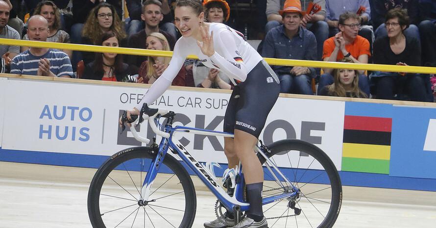 Miriam Welte verabschiedet sich aus dem Leistungssport. Foto: picture-alliance