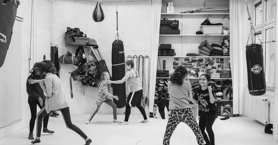 Keine Macht der Gewalt Foto: Lowkick