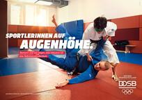 Motiv »Judo«
