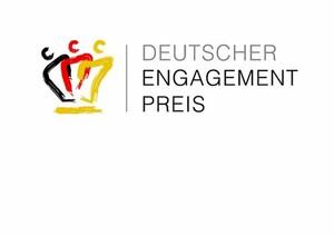 """Das Logo """"Deutscher Engagementpreis"""""""