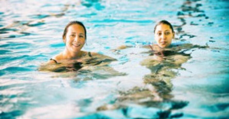 Schwimmen für Körper und Geist (c) LSB NRW / Foto: A. Bowinkelmann