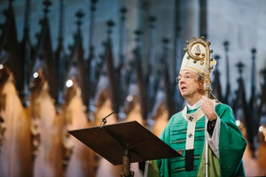 Seit 2002 ist Dr. Ludwig Schick Erzbischof von Bamberg (Foto: Pressestelle Erzbistum Bamberg)