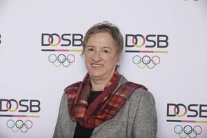 Dr. Karin Fehres ist Vorstand Sportentwicklung im DOSB. Foto: DOSB/Jörg Carstensen