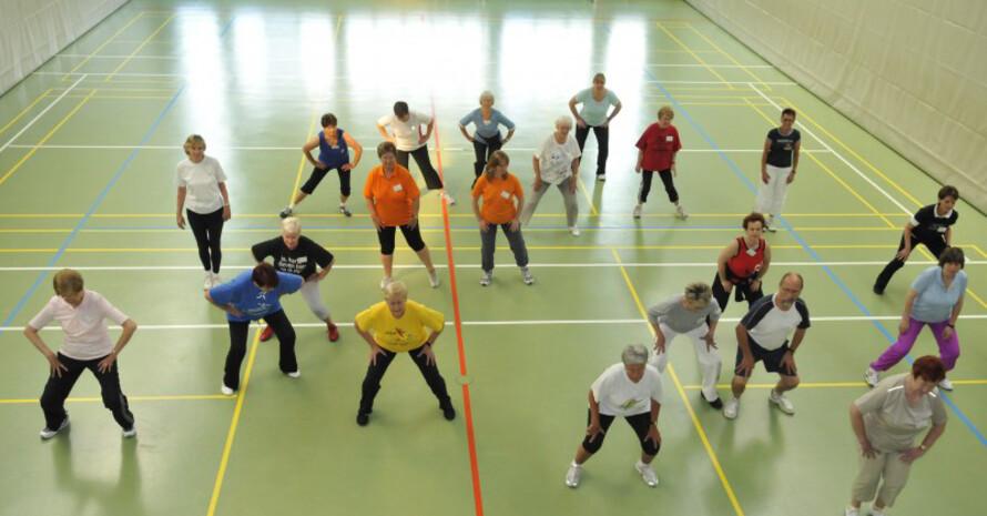 Im Verein ist Sport am schönsten. Foto: LSB NRW
