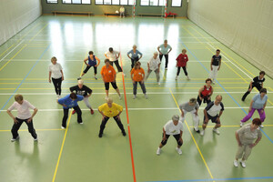 ZuG will ältere Menschen mit Migrationshintergrund für den Sport gewinnen. Foto: LSB NRW