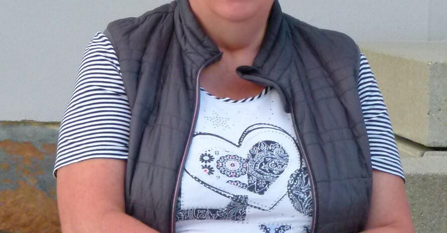 Übungsleiterin Margret Schwanitz