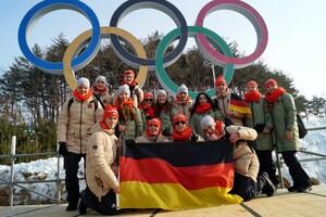 Teilnehmer*innen des Jugendlagers 2018 im koreanischen PyeongChang. Foto: DOA