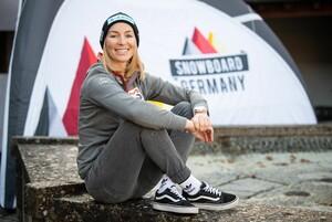 Snowboarderin Selina Jörg tritt vom Leistungssport zurück. Foto: picture-alliance