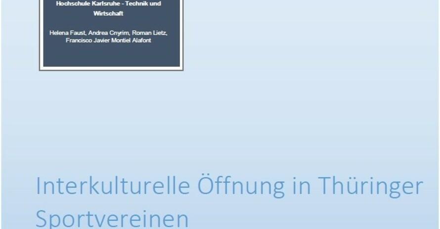 Landessportbund Thüringen e.V.
