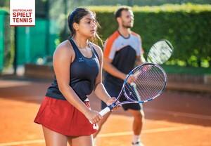 """Die Initiative """"Deutschland spielt Tennis"""" ist für Vereine eine Chance auf neue Mitglieder. Foto: DTB"""