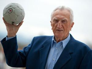 "Ältestes ""Neumitglied"" in der ""Hall of Fame"": Handball-Legende Bernhard Kempa. Foto: picture-alliance"