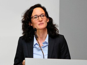 Eva Werthmann verantwortet ab November die Verbandskommunikation des DOSB. Foto: DBS