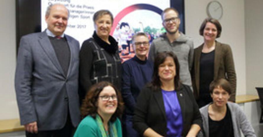 Gruppenfoto der Jury