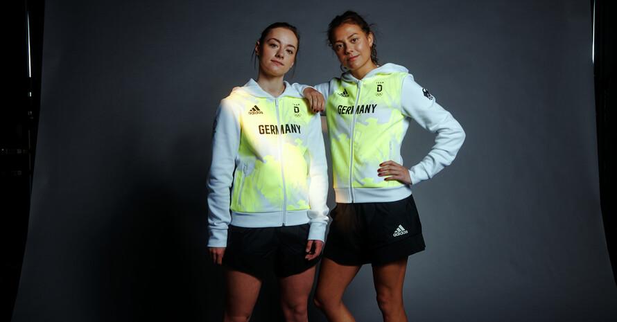 Präsentation Lessmann & Oruz, Quelle: Team D/adidas
