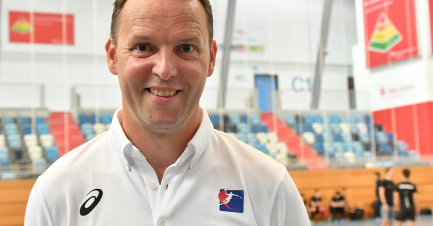 Der ehemalige Bundestrainer und heutige Chef-Coach der japanischen Nationalmannschaft Dagur Sigurdsson ist Teil der hochkarätigen Trainerbesetzung des Symposiums. Foto: pictuere-alliance