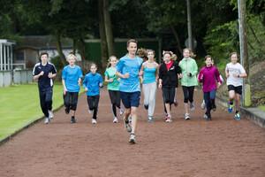 Das Projekt fördert noch einmal 50 Kommunen und deren Projekte im Kinder- und Jugendsport. Foto: LSB NRW