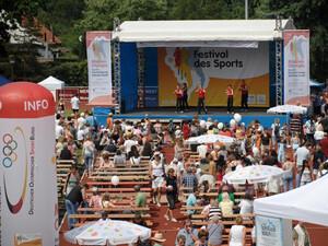 Das Festival des Sports macht am Wochenende Station in Speyer.