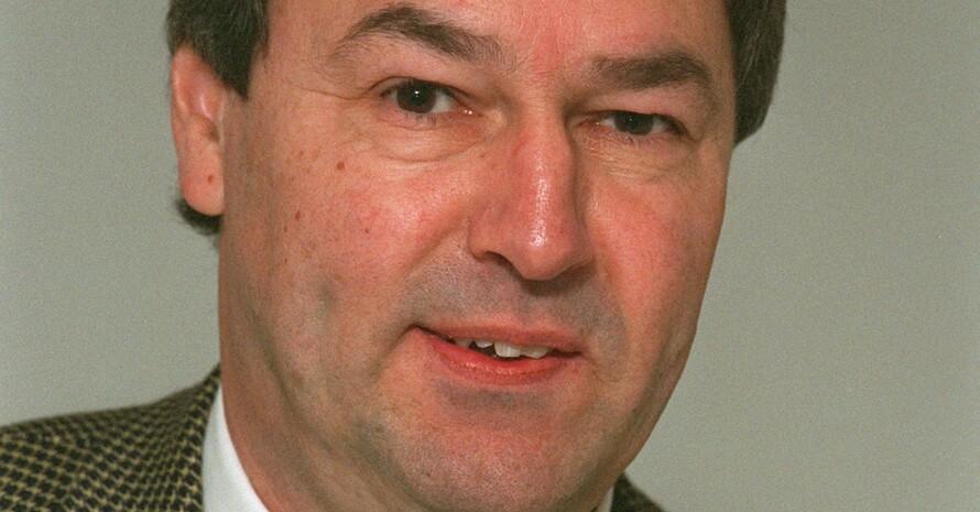 War Gastgeber der Konferenz der Landessportbünde in Wiesbaden: Dr. Rolf Müller, Präsident des LSB Hessen. Copyright: picture-alliance/dpa